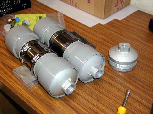 Nitrox Compressor